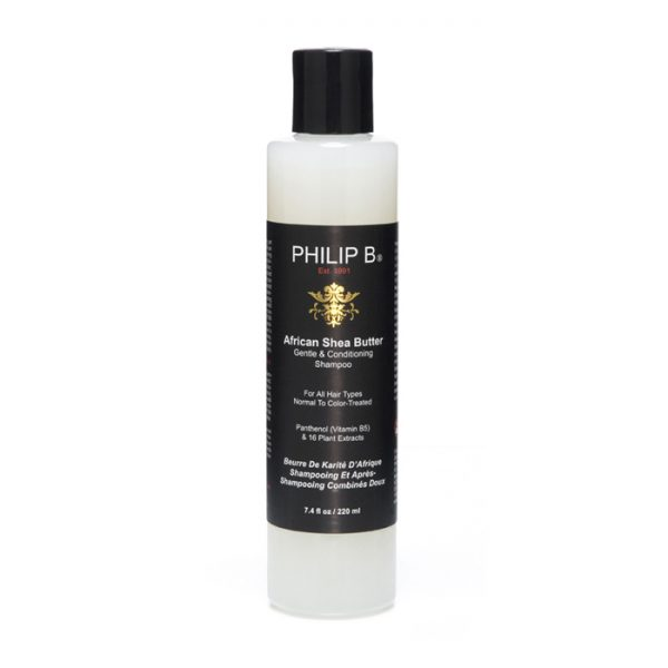 philip b african shea butter gentle conditioning shampoo