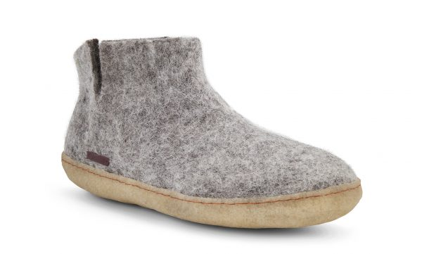 betterfelt low cut grey boot
